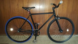 """Black Authentic """"Scott Enterprise(SE)"""" Fixie Single-Speed Bike Small/Medium Size 51 In Excellent Condition 10/10. for Sale in ROWLAND HGHTS, CA"""