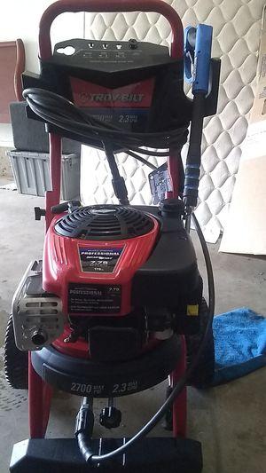 Troy-Bilt pressure washer for Sale in Oklahoma City, OK