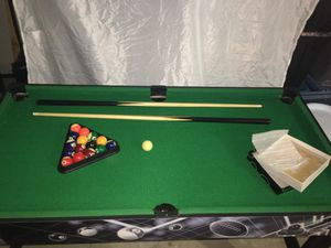 MD Sports 10in1 Game Table ( Multiple games) for Sale in Citrus Heights, CA