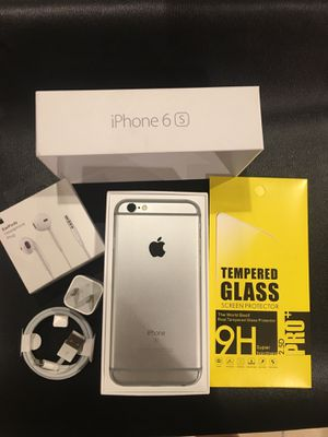 IPHONE 6S UNLOCKED FOR ANY CARRIER COMPANY & WORLDWIDE 16GB for Sale in Monterey Park, CA