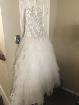 Wedding Dress New Never Used for Sale in Balch Springs, TX