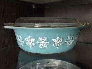 Vintage Pyrex snowflakes for Sale in Atlanta, GA