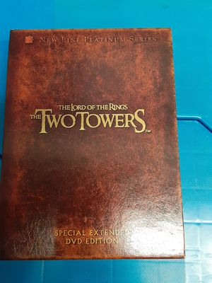 Lord of the rings two towers for Sale in Bladensburg, MD