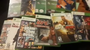 11. X box 360 games $15 for Sale in Las Vegas, NV