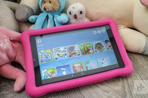 Amazon Fire 8 Tablet Kids w/Case for Sale in Peabody, MA