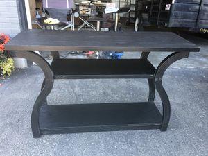 Sofa Table for Sale in Tacoma, WA