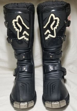 Fox Dirtbike Boots Size 6 for Sale in Marysville, WA