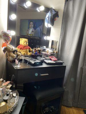 Make up vanity for Sale in Washington, DC
