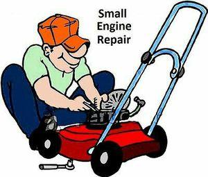 Mower service repair 2 stroke 4 stroke gas engine. for Sale in Escondido, CA