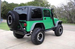 Asking $12OO Jeep Wrangler 2004 for Sale in Sunnyvale, CA