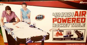 48in Air powered hockey table for Sale in Fall River, MA
