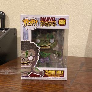 Zombie Hulk (Marvel) Funko Pop #659 for Sale in Rancho Dominguez, CA