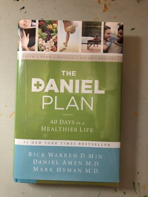 The Daniel Plan Book for Sale in St. Louis, MO