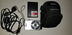 ITS AVAILABLE - SONY Cybershot camera / with accessories for Sale in Phoenix, AZ