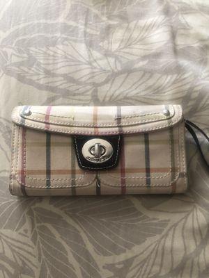 Coach wallet for Sale in Diamond Bar, CA