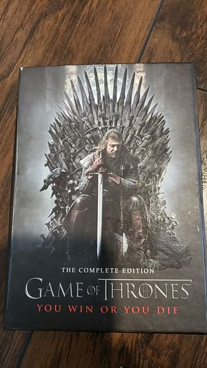 Game of Thrones DVD Set for Sale in Knoxville, TN