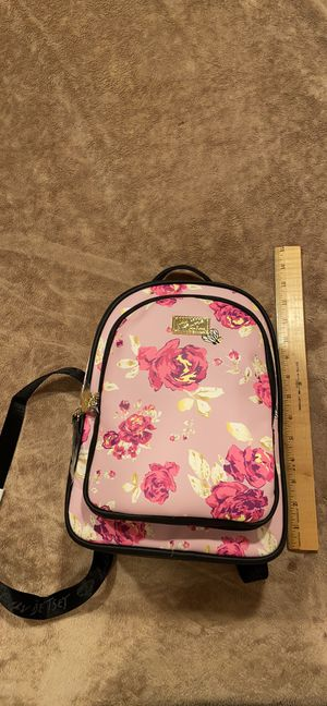 Betsy Johnson mini backpack for Sale in Seattle, WA