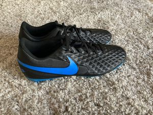 Nike tiempo cleats size 13 for Sale in Upland, CA