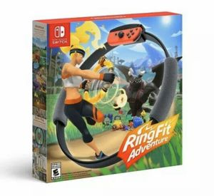Brand new Ring Fit Adventure - Nintendo Switch Standard Edition Game for Sale in Chandler, AZ