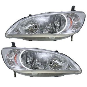 2005 Honda Civic Headlights Pair L R New for Sale in Glendale, AZ
