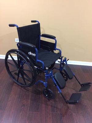 New wheelchair for Sale in Lombard, IL