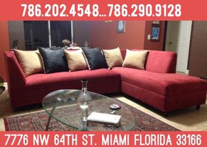 Designer sectional couch never used for Sale in Doral, FL