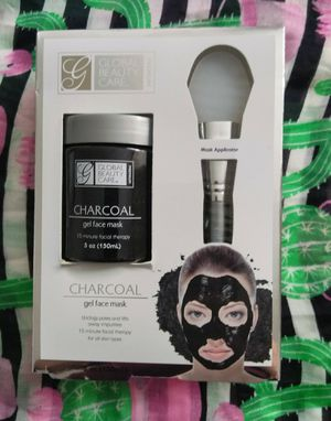 Global Beauty Care Charcoal Gel Face Mask for Sale in Orlando, FL