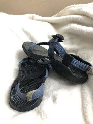 Blue/Grey Chacos Mens Size 6 for Sale in Mountain Brook, AL