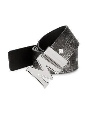 authentic MCM claus reversible belt for Sale in Auburn, PA