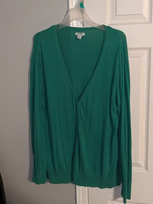 Plus size cardigans for Sale in Troutdale, OR