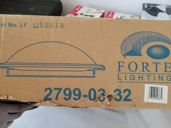 Forte Lighting - Flush Mount Bowl Ceiling Light Fixture for Sale in Mission Viejo,  CA