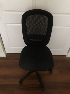 Black Office Chair for Sale in Atlanta, GA