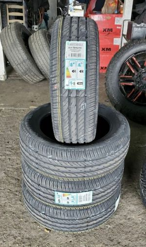 205/55/16 new tires for $280 with balance and installation we also finance {contact info removed} ask for Dorian 7637 airline dr houston TX 77037 for Sale in Houston, TX