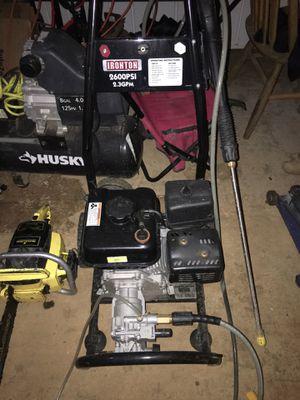 Ironton 2600psi 2.3GPM Pressure Washer for Sale in Greenville, SC