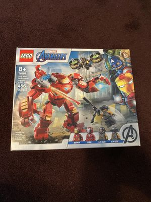 LEGO Marvel Avengers Iron Man Hulkbuster versus A.I.M. Agent (76164) Factory Sealed for Sale in Long Beach, CA