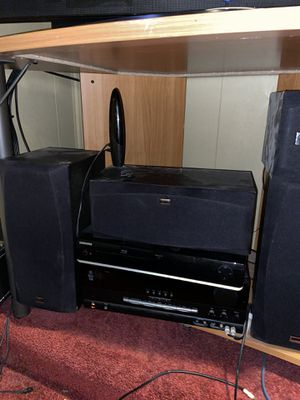 Onkyo and Sony speakers for Sale in Lynnwood, WA