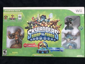 New Nintendo Wii / Wii U Skylanders Swap Force for Sale in National City, CA