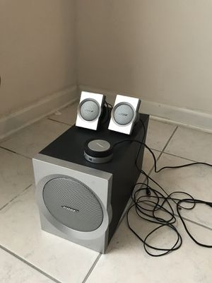 Bose Companion 3 Multimedia Speaker System for Sale in Nashville, TN