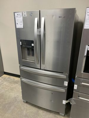 New Discounted Whirlpool Refrigerator 1yr Manufacturers Warranty for Sale in Gilbert, AZ