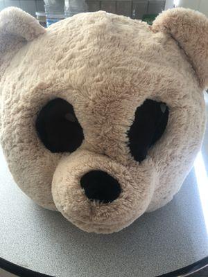 Plush teddy bear head mask for Sale in Corona, CA