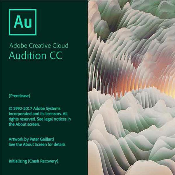 Adobe Audition CC (2018)