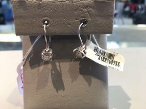 Diamond earrings for Sale in San Antonio, TX