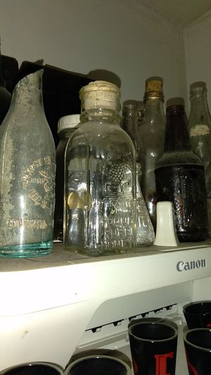 Vintage old bottles for Sale in Cleveland, OH