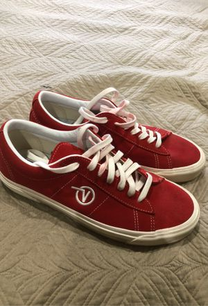 vans stitches style, size 9.5 men for Sale in Norwalk, CA