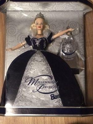 Special millennium edition Barbie for Sale in Marysville, WA