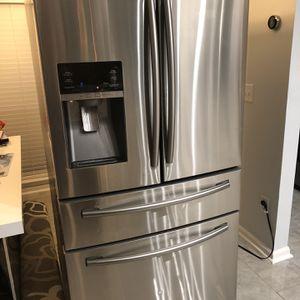Samsung French Refrigerator for Sale in Jacksonville, FL