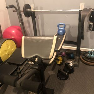 Gym equipment for Sale in Bristol, PA