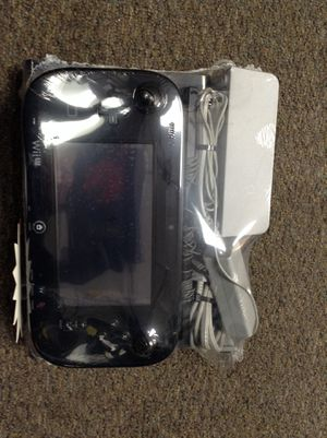 Nintendo Wii U 32 GB system please read! 11091122724 for Sale in Sacramento, CA