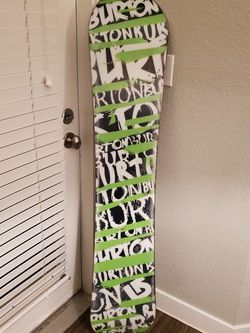 Burton Verdict Snowboard for Sale in Newcastle,  WA