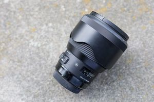 Sigma Art 85mm f1.4 for Canon for Sale in Seattle, WA